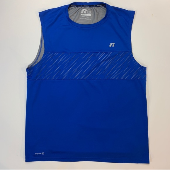 Russell Athletic Other - 🚀Russel Athletic Dri-Power 360 Tank Top Size L